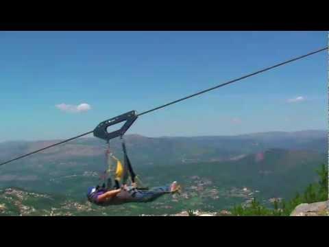 Pena Aventura Park - Adventure Park, adventure tourism