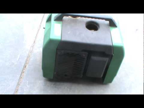 Coleman Portable Generator review