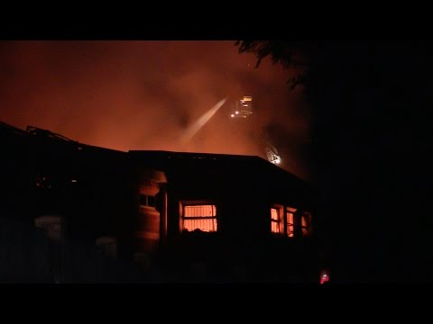 Jesus Dome in Durban Goes up in Flames