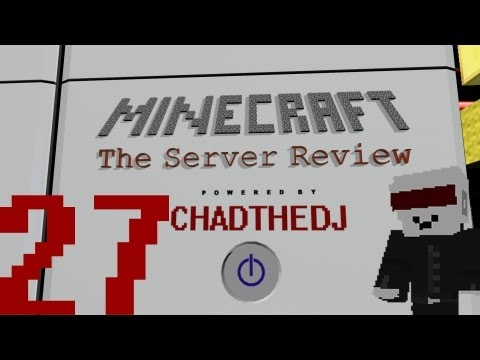 Minecraft Server Review 27 - GateCraft