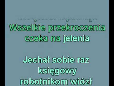 KARAOKE Polskie Mp3 Z Tekstem.Andrzej Rosiewicz - Chłopcy Radarowcy.avi