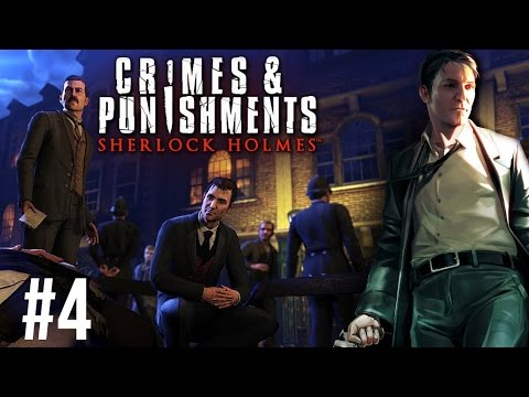 Sherlock Holmes: Crimes and Punishments [#4] Winny