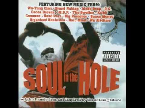 Wu-tang Clan - Soul in the Hole soundtrack