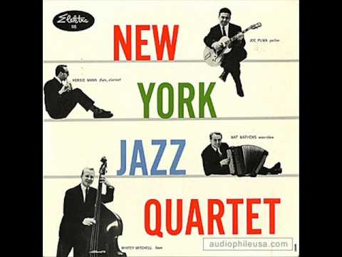New York Jazz Quartet: Adam's theme