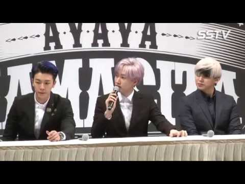 "[sstv] 슈퍼주니어(super Junior) 컴백 ""엑소(exo) 위협? 다른 팀에 뺏기는 것보다…"" video"