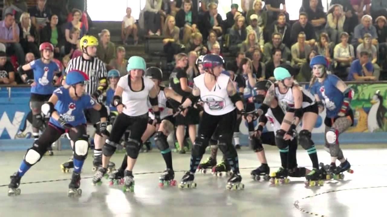 Riot Roller vs Riot Rollers / Roller