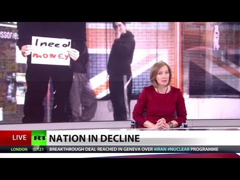 Recovery at Risk: UK faces decline despite govt optimism