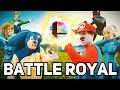 Super Smash Bros: Battle Royale