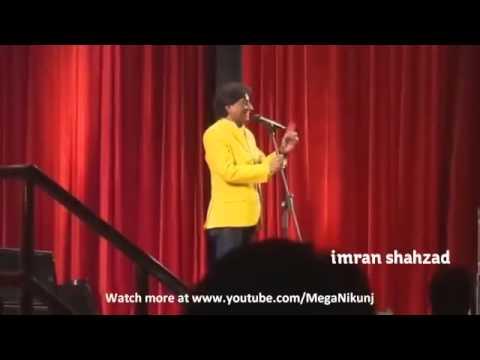 live performance of Raju Shrivastav at Bombay