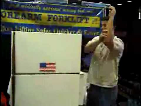 U-Haul Forearm Forklift
