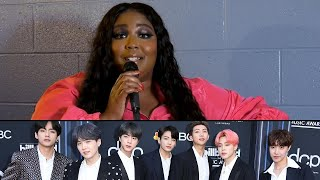 Lizzo Swipes RIGHT on BTS But LEFT on Justin Bieber!