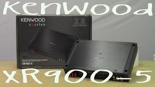 Kenwood XR900-5 - Out Of The Box