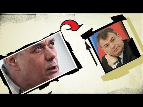 Доренко опускает Сердюкова | скандал в армии