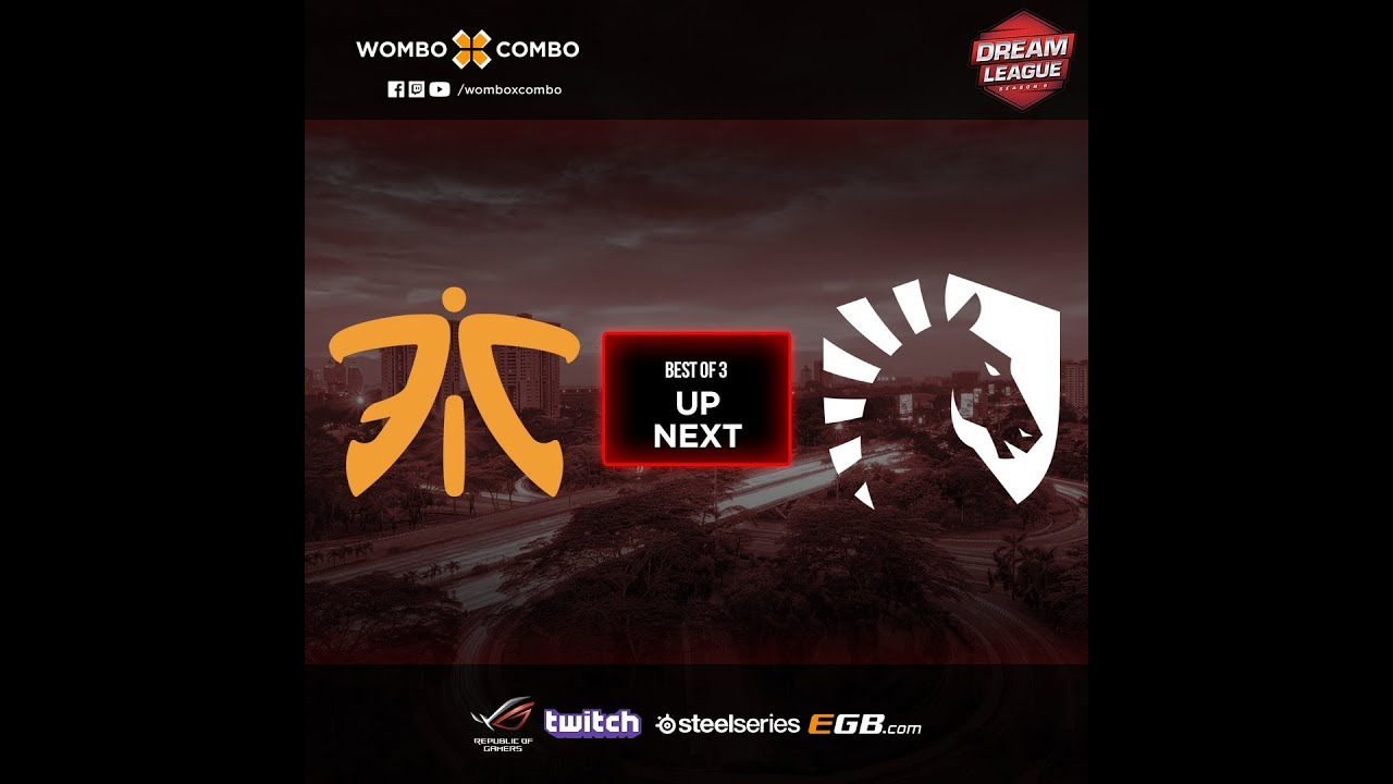 Team Liquid vs Fnatic Game 3 (BO3) l Corsair DreamLeague Season 9