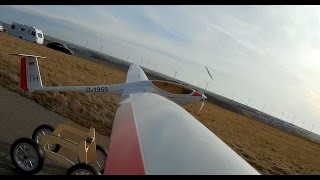 Robbe ASW 24 Spw 360 mit Mobius Wingcam Startwagen