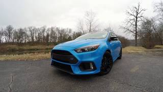 2018 Ford Focus RS - Phil's Morning Drive - S2E7