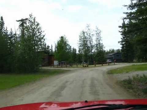 2009-06-03 Lisa Ann Dr Near North Pole, Alaska video