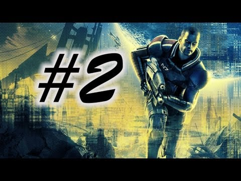 Mass Effect 3 - Gameplay Walkthrough Story Part 2 (X360/PS3/PC) [HD] Demo