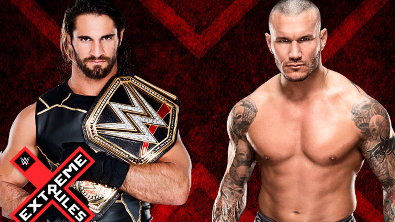 Wwe 2k15 Randy Orton vs Seth Rollins Randy Orton vs Seth Rollins