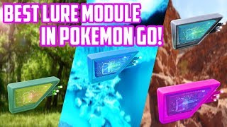 Best Lure Module In Pokemon Go And How They Work!