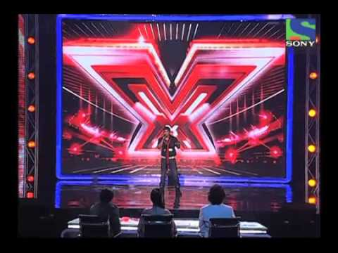 X Factor India - Tushar Arjun superbly sings on Main Jahaan...