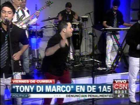 C5N - MUSICA: TONY DE MARCO EN DE 1 A 5