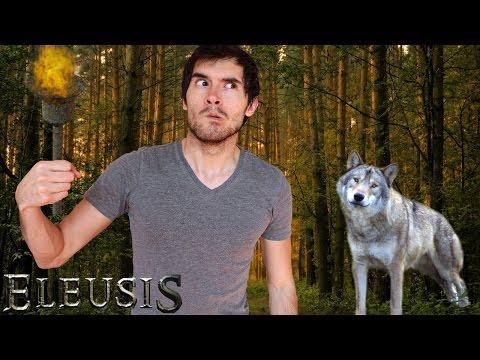 CREO QUE HE VISTO UN LINDO LOBITO | Eleusis (3) - JuegaGerman