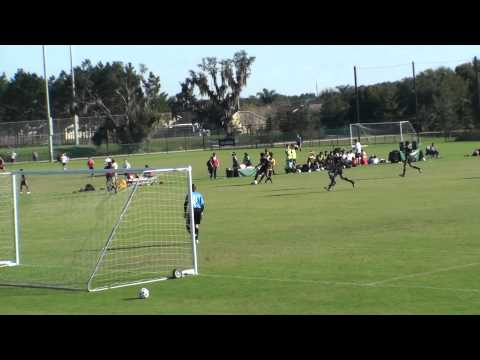 D.C. United Academy U-15's:  2011 Disney Soccer Showcase