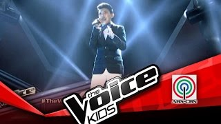 "The Voice Kids Philippines Finale ""Ngayon"" by Darren"