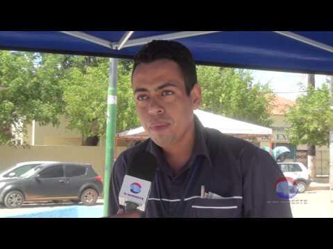 Entrevista  com Cleberson Soares Consultor de Vendas ARARIVEL