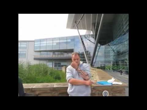 A Visit To The Met Office - July 26th 2014.