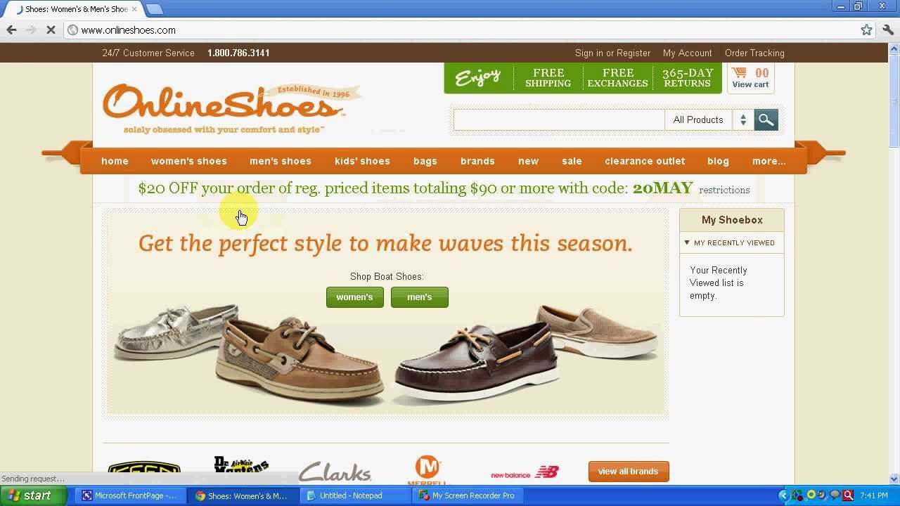 Affiliate example website work at home for beginners for Top photo selling websites