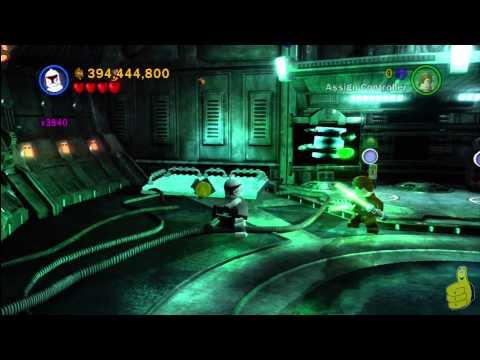 LEGO Star Wars 3: Blue Shadow Virus Free Play (All Minikits) - HTG