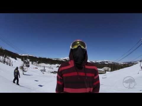 Scotty Vine Shredding The Parks At June & Mammoth