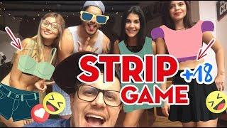 STRIP GAME ! DESNUDAMOS A TRES MUJERES A PUNTA DE RETOS /THE CORNER TV