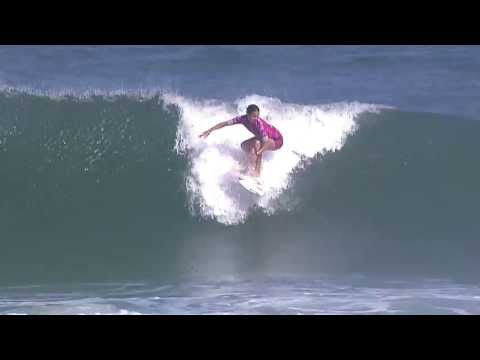 Billabong Rio Pro, Waves of the Day - Women's Round 1,2,3 and 4