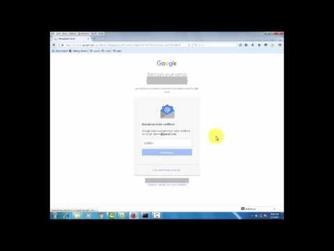 Cara mengatasi email gmail yang lupa kata sandi tanpa nomor hp