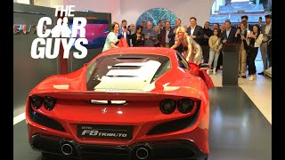 Ferrari F8 Tributo - FIRST LOOK - should we buy one?