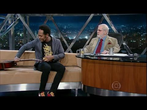 Entrevista de Thalles Roberto no Programa do Jô - Globo HD