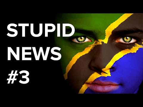 Stupid News #3 - Albino Baby Hacked to Death in Tanzania
