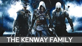 Assassin's Creed - The Kenway Family | TRIBUTE