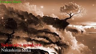 Sakurairo Mau Koro - Nakashima Mika