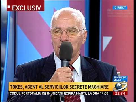 Fost şef al contraspionajului, dezvăluiri despre agentul secret Laszlo Tokes