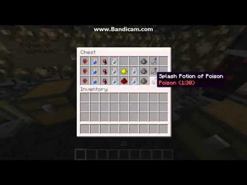 How To Create All Potions Minecraft 1 5 1 Best Same Guy