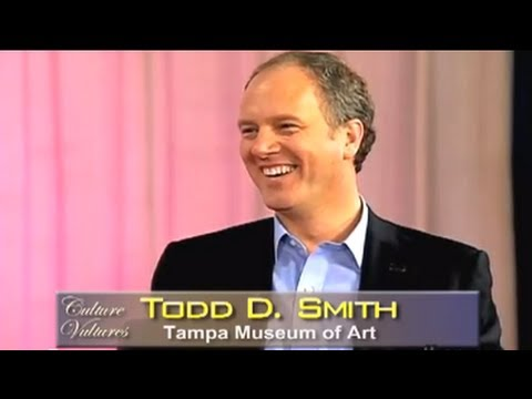 Culture Vultures: Todd D. Smith, Tampa Museum of Art