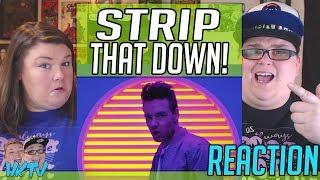 Liam Payne Strip That Down Official Video ft Quavo REACTION