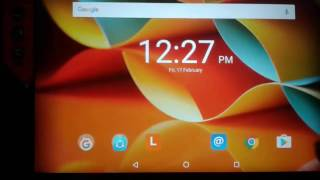 Lenovo YT3-850M (Lenovo Yoga Tab 3) FRP Bypass Done Android 6.0.1