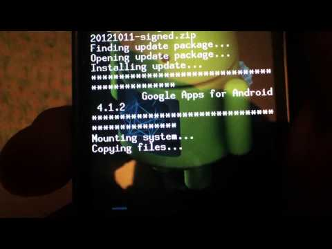 HOW TO INSTALL CUSTOM ROM CYANOGEN MOD 10 CM10 ON LG MOTION 4G IN UNDER 10 MINUTES