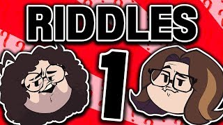 Riddles: The Riddle Boys - PART 1 - Game Grumps VS