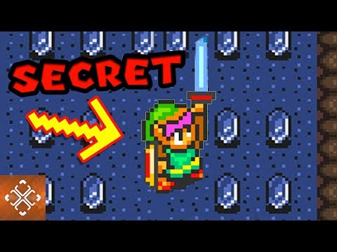 10 Video Game Secrets That Were Almost Never Found